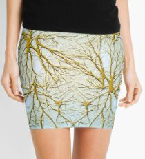Neurons Mini Skirt