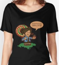 Firefly Everything's Shiny Women's Relaxed Fit T-Shirt
