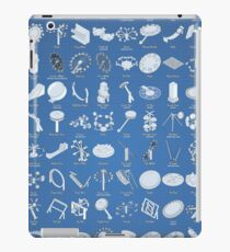 The Theme Park Guide to Flat Rides iPad Case/Skin