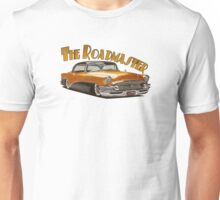 1955 Buick Roadmaster - Orange 3 Unisex T-Shirt