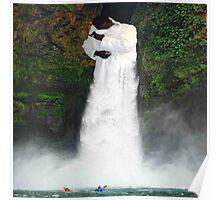 Gucci Mane|Waterfall Poster