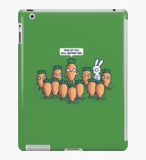 Betrayal  iPad Case/Skin