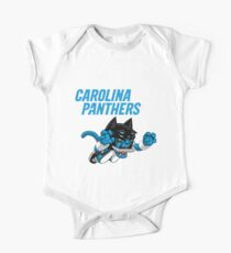 Carolina Panther One Piece - Short Sleeve
