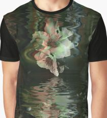 Camellia Immersed Graphic T-Shirt