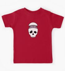 Brainy Skull Kids Tee
