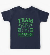 Team Smash Kids Clothes