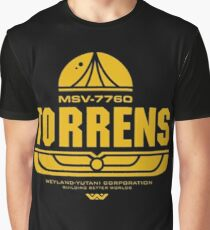 USCSS Torrens Graphic T-Shirt