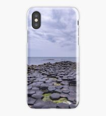 Rocks of the Giant's Causeway iPhone Case