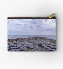 Rocks of the Giant's Causeway Studio Pouch
