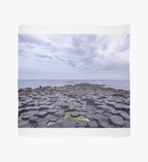 Rocks of the Giant's Causeway Scarf