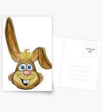 Hase / rabbit Postkarten