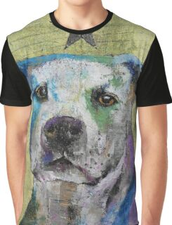 Pit Bull Terrier Graphic T-Shirt