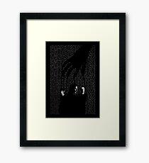 The Handler Framed Print