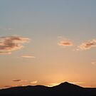 Bennachie Sunset 2 by Jennifer J Watson