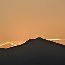 Bennachie Sunset 3 by Jennifer J Watson