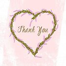 Thank You by Jessie Boulard