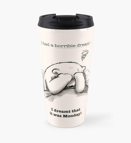 Horrible Dream Travel Mug