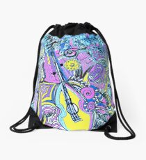 Dance to the Music Drawstring Bag