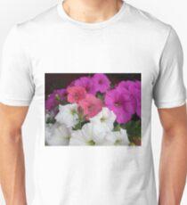 PETUNIAS! Unisex T-Shirt