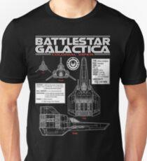 BATTLESTAR GALACTICA COLONIAL VIPER T-Shirt