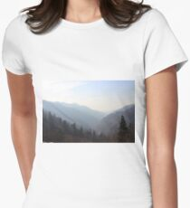 Serenity Women's Fitted T-Shirt