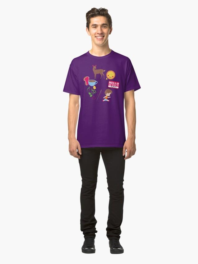 Alternate view of Do Re Mi Classic T-Shirt