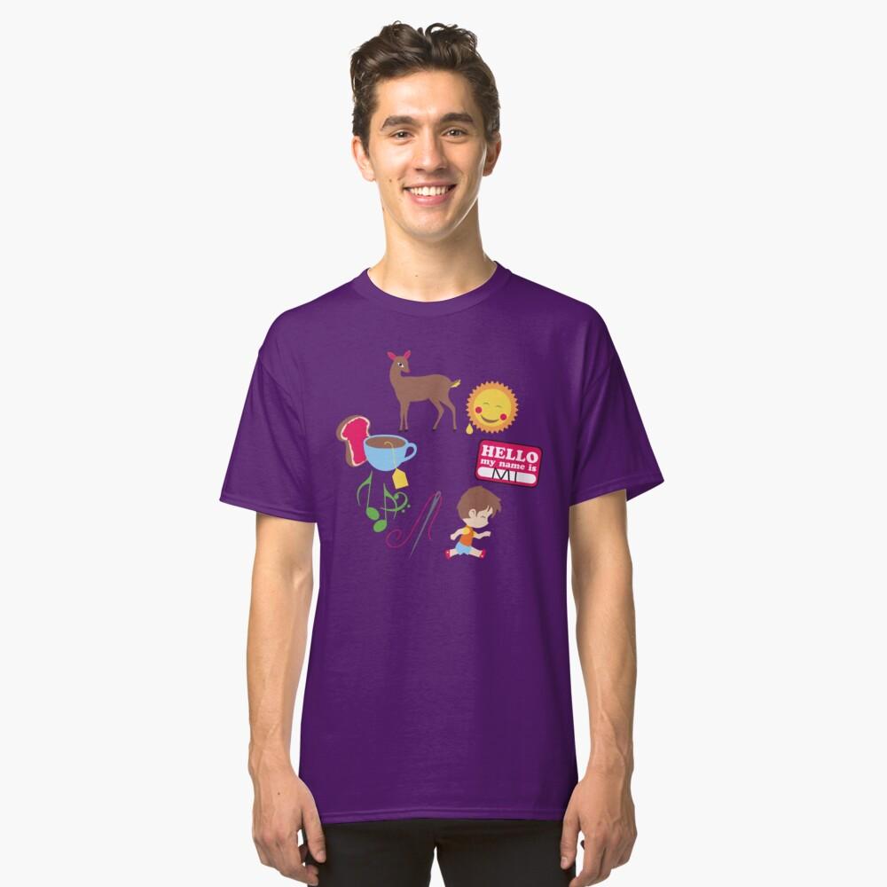 Do Re Mi Classic T-Shirt