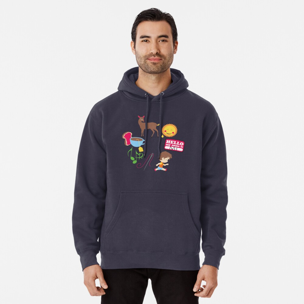 Do Re Mi Pullover Hoodie