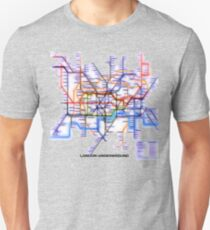 London Underground Tube Unisex T-Shirt