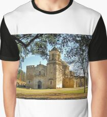 Mission San Jose Graphic T-Shirt