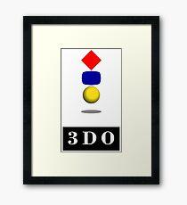 Panasonic 3DO Interactive Multiplayer Framed Print