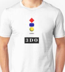 Panasonic 3DO Interactive Multiplayer Unisex T-Shirt