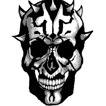 Sith Skull by ZebraArmada