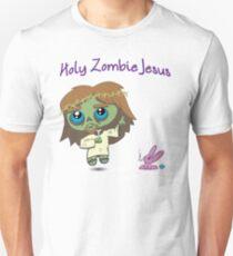 Cute Zombie Jesus Unisex T-Shirt
