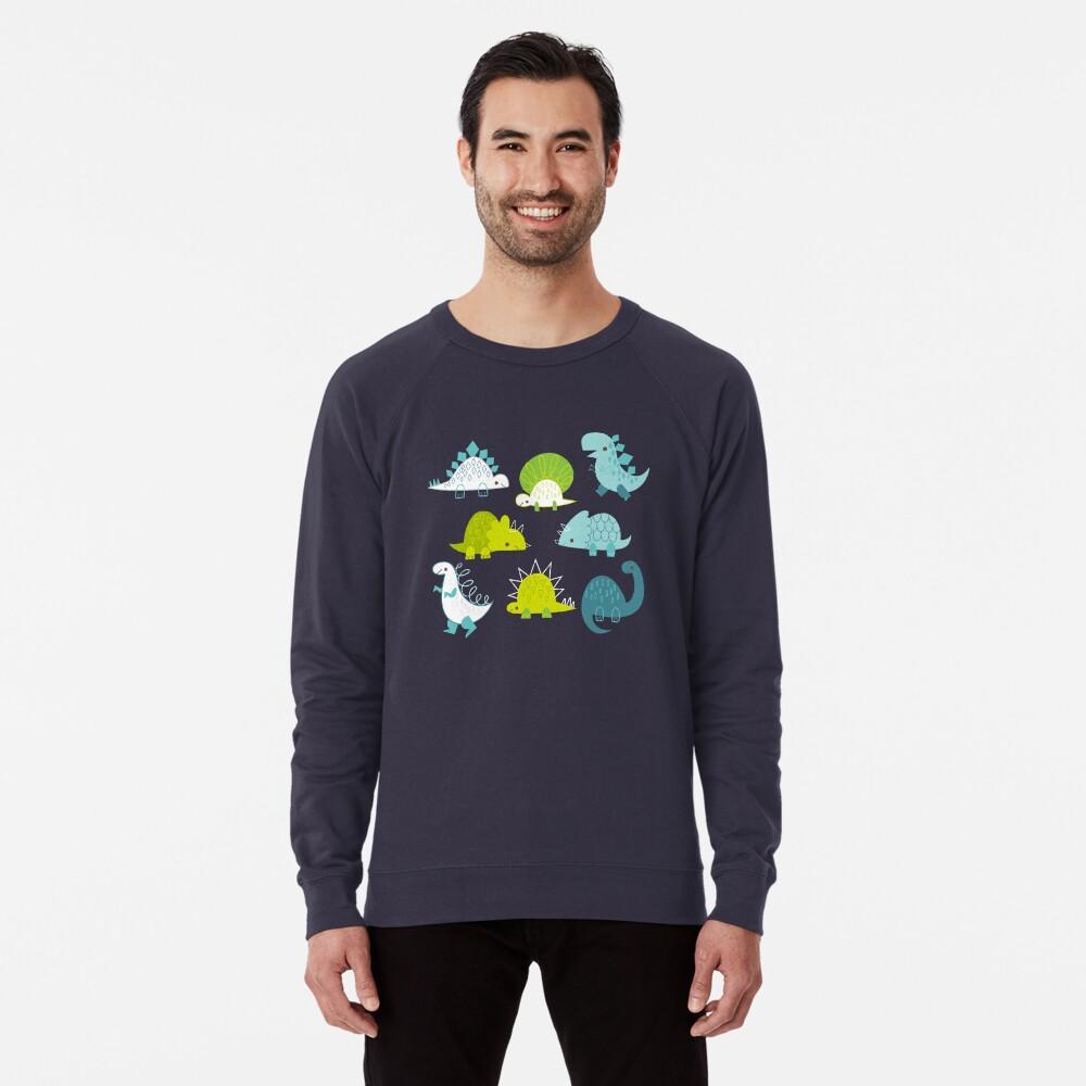 Dinosaurs Lightweight Sweatshirt