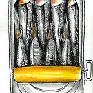 Sardines Sardines! by Josie Rouse