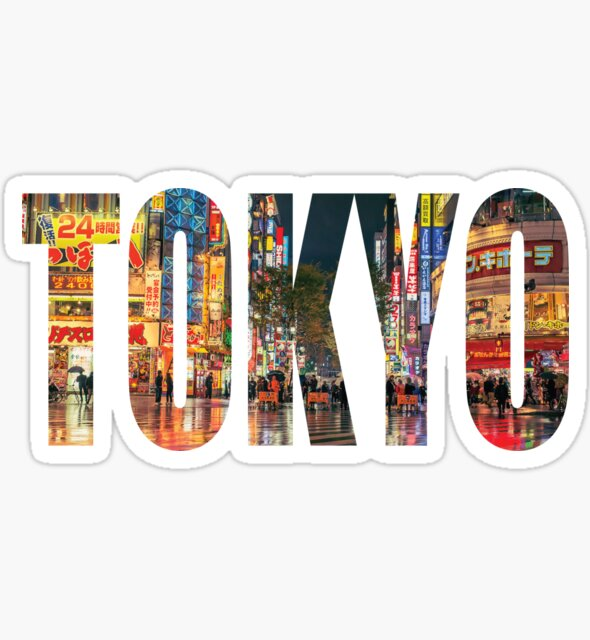Tokyo by Obercostyle