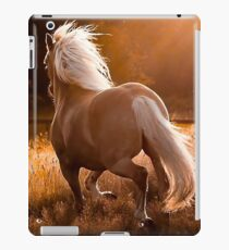 Horse wallpaper iPad Case/Skin