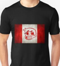 Scott Pilgrim Canada flag edition T-Shirt