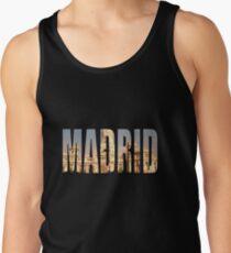 Camiseta de tirantes Madrid