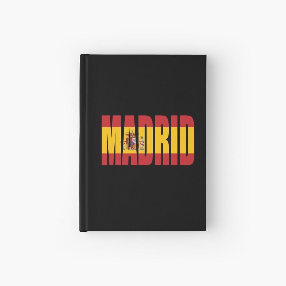 Madrid. Cuaderno de tapa dura