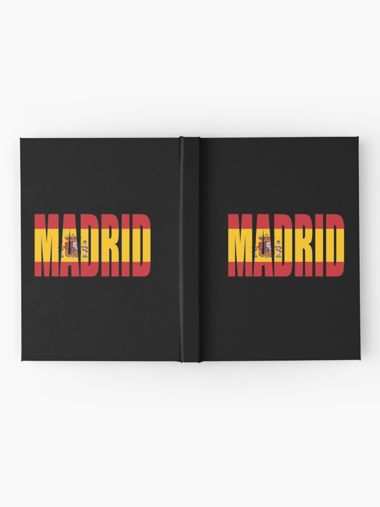 Vista alternativa de Cuaderno de tapa dura Madrid.