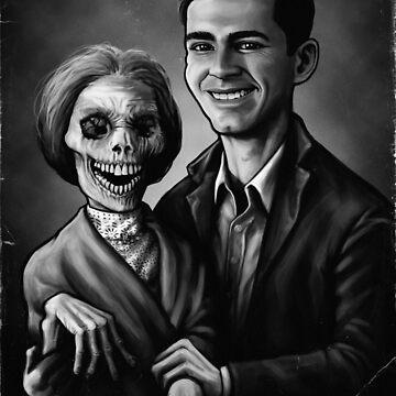 Bates Family Portrait by samRAW08