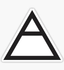 Explore Glyph Sticker
