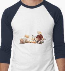 Real Calvin and Hobbes T-Shirt