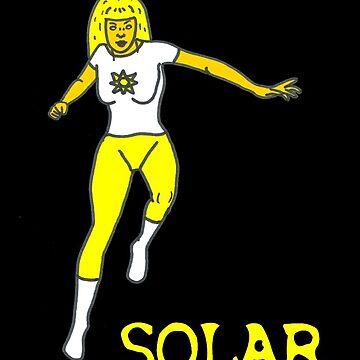 Solar of the Icetone Defense Squad by theunaveragejoe