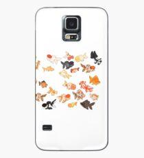 Goldfish Case/Skin for Samsung Galaxy