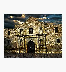 Remember the Alamo Photographic Print