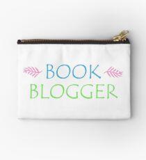 Book Blogger Zipper Pouch