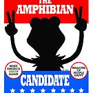 The Amphibian Candidate by Kenny Durkin